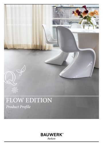 Katalog Bauwerk Parkett Flow Edition